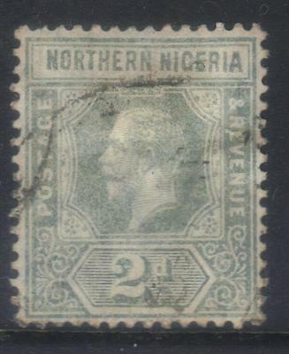 Northern Nigeria 1912 Mcca Sg42 Used Cat £16