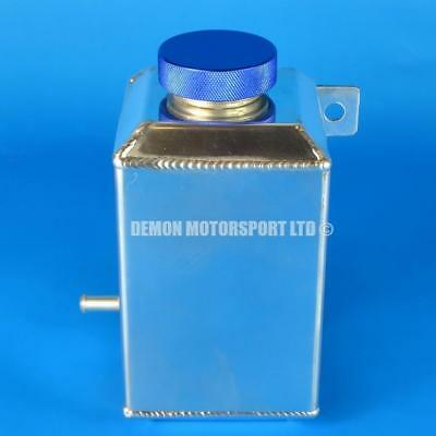 Alloy 0.5 Litre Coolant Overflow Header Expansion Tank Bottle 8mm (79417)