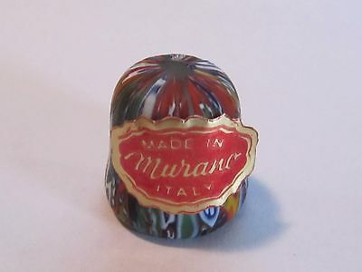Beautiful Murano Thimble - Hand Crafted In Italy (2)