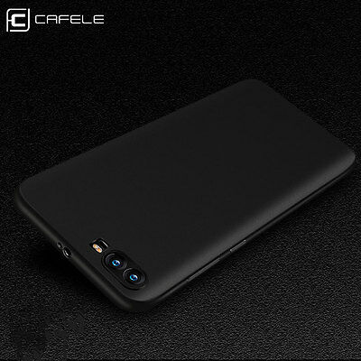 Shockproof Ultra Slim Matte Soft TPU Silicone Back Case Cover For HUAWEI Honor