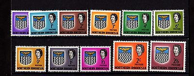 Stamps ~ NORTHERN RHODESIA AFRICA ~ High Values MM