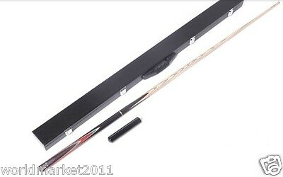Simple British-Style Sporting Goods Length 145CM Wooden Smooth Billiard Cue&$