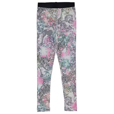 French Connection Kids Pool Leggings Pants Trousers Bottoms Junior Girls