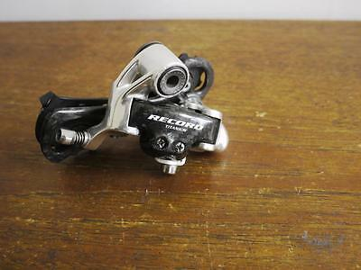 Campagnolo Record Carbon 10 Speed Rear Mech In Very Good Condition