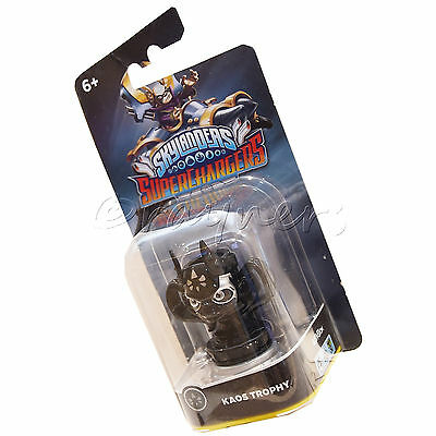 New | Kaos Trophy Skylanders SuperChargers Super Chargers