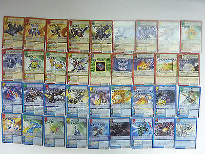 Digimon Card Game Normal Card Bo Part 22 Japanese 36 Cards