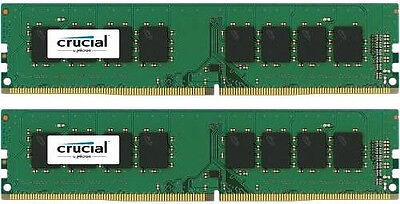 90566663 Crucial 8Gb Ddr4 Pc2133 Cl15 Kit