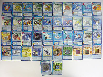 Digimon Card Game Normal Card Bo Part 10 Japanese 42 Cards
