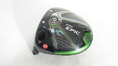 """NEW - Left Handed - CALLAWAY GBB EPIC SUB ZERO 9* DRIVER """"Head Only"""""""