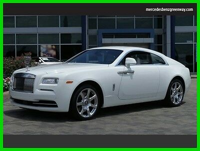 2014 Rolls-Royce Other Base Coupe 2-Door 2014 Used Turbo 6.6L V12 48V Automatic Rear Wheel Drive Premium