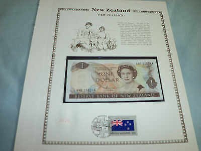 Historic Providence Mint - New Zealand - P- 169 - Unc