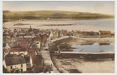 Stonehaven Overview in 1930: on Fine Matt Tinted Collotype PPC, VG Used 1955.