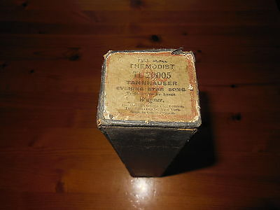 Aeolian Company Limited - Tannhauser - Evening Star Song Tl 20005 - Pianola Roll