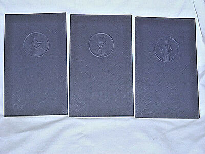 3 Indian Tribal Books, Signed & Numbered