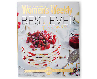 The Australian Women's Weekly Best Ever Recipes Cookbook