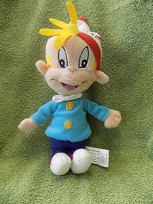 "Kellogg Rice Krispies ""Crackle"" of Snap Crackle & Pop Plush Doll"