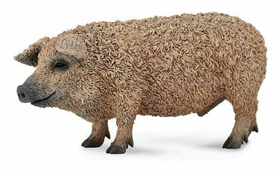 HUNGARIAN PIG BY COLLECTA; toy/pig/88674/ SO CUTE!!