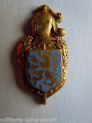 Insigne boutonnière GENDARMERIE NATIONALE N°24 ORIGINAL 22 mm