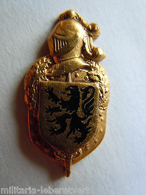 Insigne boutonnière GENDARMERIE NATIONALE N°16 ORIGINAL 22 mm