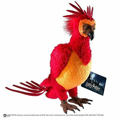 """Officially Licensed Harry Potter Fawkes 12"""" Collectors Plush"""