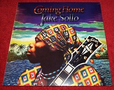 JAKE SOLLO Coming Home PMG LP NEW! Afrobeat, Disco, Funk