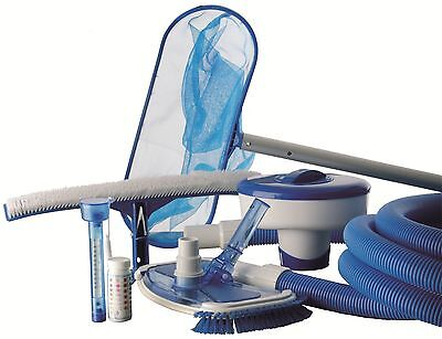 S#pool Cleaning Set Cleaner Kit Swimming Pools