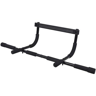 Doorway Pull-Up Bar Sit-Ups/Push Up Strength Workout Gym Exercise Fitness