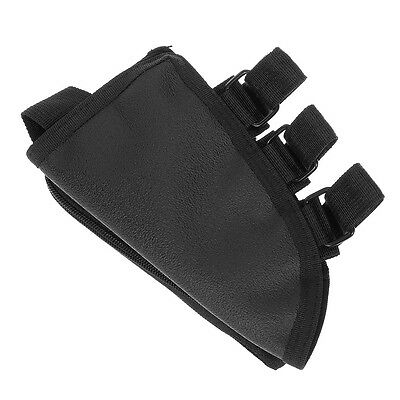 TOMOUNT Tactical Rifle Butt Stock Cheek Rest Shell Ammo right hand 600D Nylon