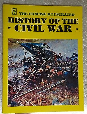 Hti Concise Illustrated History Of The Civil War