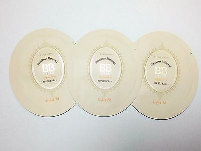 ETUDE HOUSE Precious Mineral BB Cream Perfect Fit SPF30/PA++ W13(3 samples)