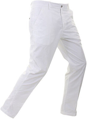 Puma Lux Weather Mens Golf Pant - White