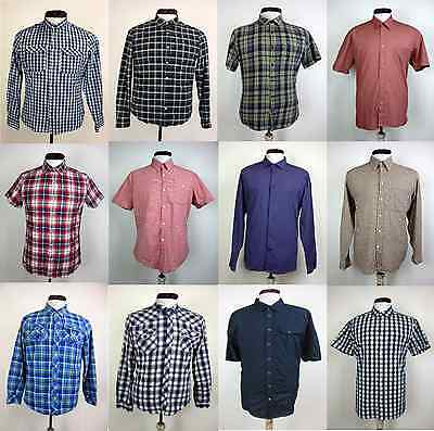 48 X Mens Shirts Wholesale Joblot Clearance River Island Topman Lee Cooper Etc