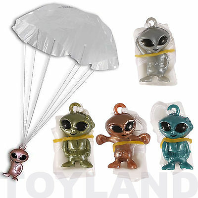 Parachute Galaxy Alien Space Toy Boys Favor Wedding Birthday Party Bag Fillers