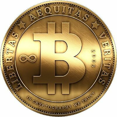 0.003 BITCOIN Crypto Currency Fast Transfer Direct to Your Wallet! BTC