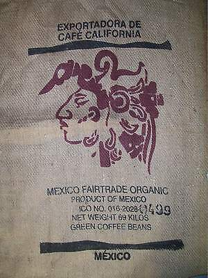 Kaffeesack -Mexico-  Cafe California