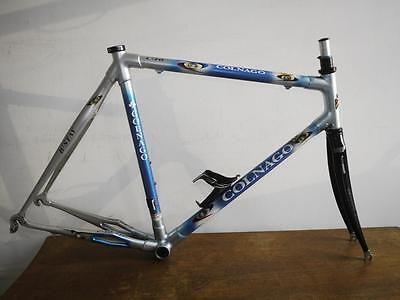 Colnago C40 Hp B Stay Carbon Frame With Pro Carbon Forks In Good Cond