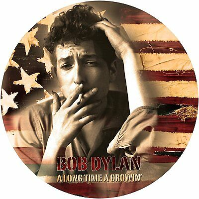 Bob Dylan 'a Long Time A Growin' -Volume 4' Limited Edition Picture Disc Lp- New