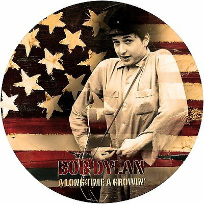 Bob Dylan 'a Long Time A Growin' -Volume 2' Limited Edition Picture Disc Lp- New