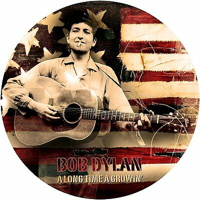 Bob Dylan 'a Long Time A Growin' -Volume 1' Limited Edition Picture Disc Lp- New