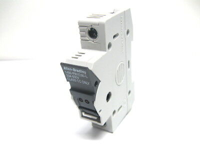 Allen Bradley 1492-FB1C30-L Series B Fuse Holder 30 Amp, 600V, 1 Pole
