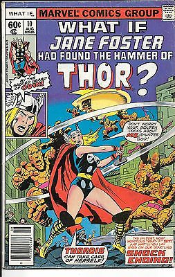 What If #10 1st Lady Thor Jane Foster