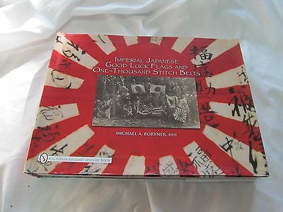 Imperial Japanese Good Luck Flags And One Thousand Stitch Belts Michael Bortner