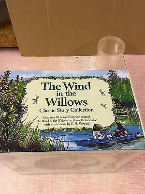The Wind in the Willows Classic story collection of 20 books