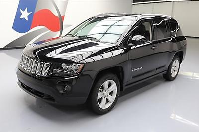 2016 Jeep Compass  2016 JEEP COMPASS LATITUDE AUTOMATIC HEATED SEATS 35K #599473 Texas Direct Auto