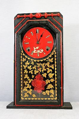 Arthur Pequegnat working MAPLE LEAF Clock, Use AS IS, OR for Parts, Movement?