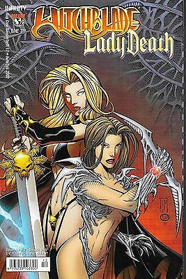 Top Cow Sonderheft Nr.12 / 2002 Witchblade / Lady Death