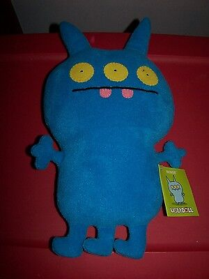 """2012 Uglydoll MOVER 14"""" Stuffed Toy ~ New with Tags"""