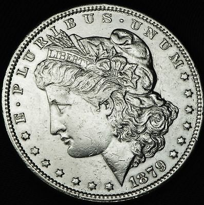 1879-o   Silver Dollar.Full Chest Feathers.High Grade  (INV. A)