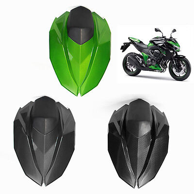 Rear Pillion Passenger Seat Cowl Cover ABS For Kawasaki Z800 Z 800 2013-2016