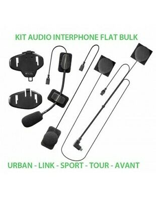 XUK Sport Tour Urban audio kit Interphone Cellularline Bulk